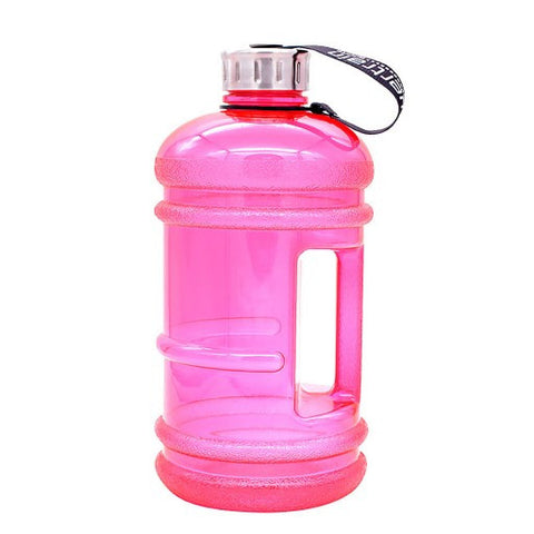 Powertrain Jumbo 2.2litre Sports Water Drink Bottle - Various Colours