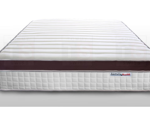 Queen Mattress Pocket Spring with Latex (Serenity Collection, 29cm)