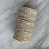 Cotton Boucle with Metallic 100g - Gold (Or)