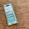 Gold Eye Hand Sewing Needles Size 20