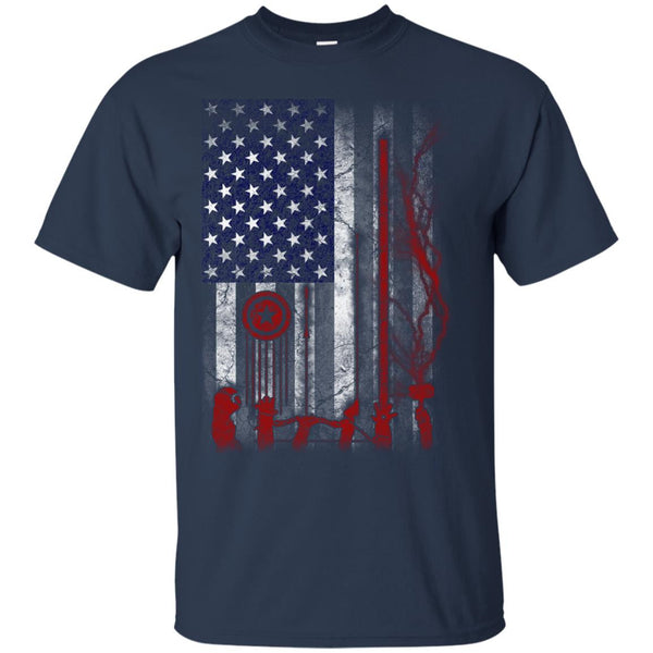 America T-shirts Flag Hoodies Sweatshirts