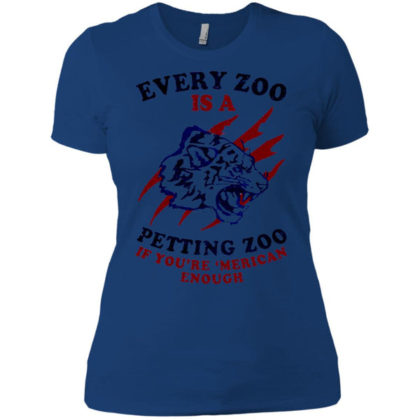 America Shirts EVERY ZOO IS PETTING ZOO IF YOU 'MERICA ENOUGH T-shirts Hoodies Sweatshirts