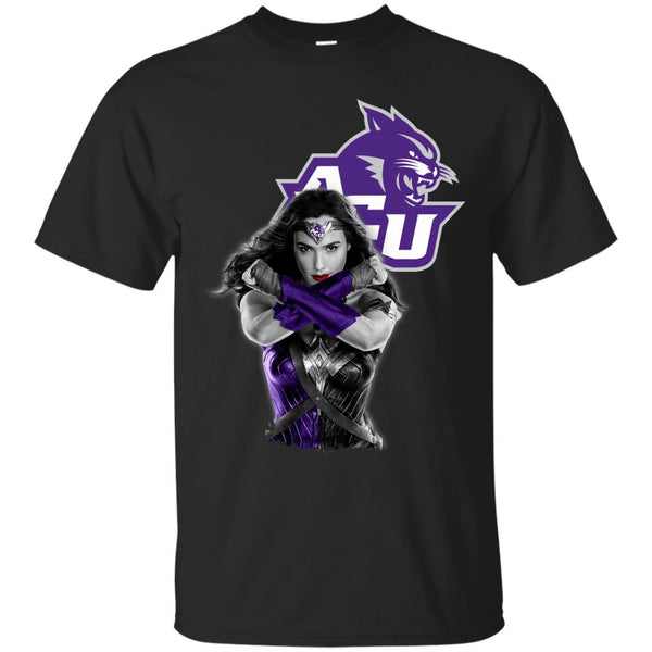 Abilene Christian Wildcats Wonder Woman Women Rights Women March T shirts Hoodies Sweatshirts