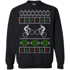 Christmas Ugly Sweater Cycling Ugly Christmas Sweater For DAD Hoodies Sweatshirts