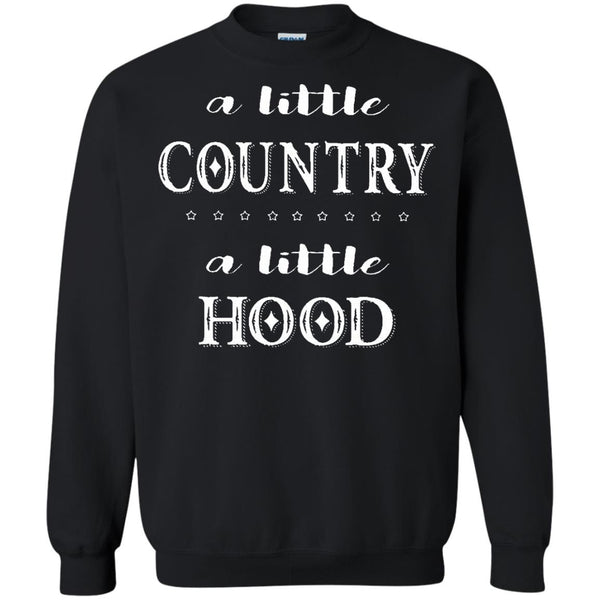 A Little Country A Little Hood Tshirts Hoodies Sweatshirts