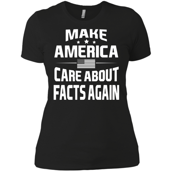 America Shirts Make America Care About Facts Again T shirts Hoodies Sweatshirts