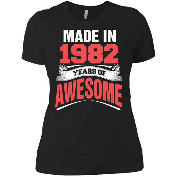 1982 Shirts Made In 1982 Year of Awesome T-shirts Hoodies Sweatshirts