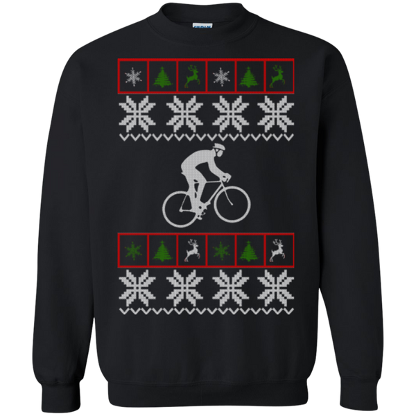 Christmas Ugly Sweater DAD - Cycling Ugly Christmas Sweater Hoodies Sweatshirts