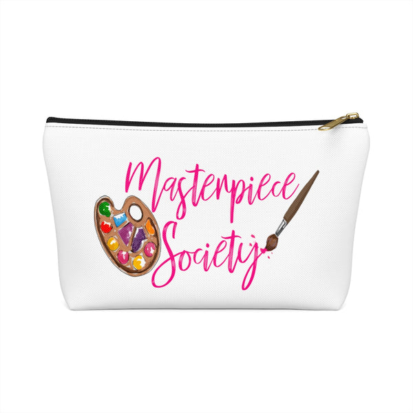 Masterpiece Society Art Supplies Pouch