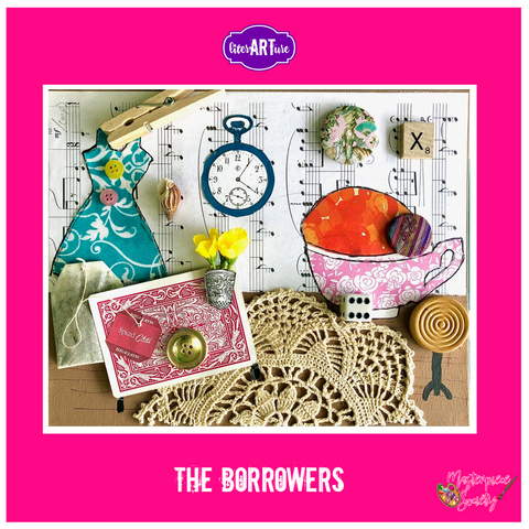 LiterARTure: The Borrowers