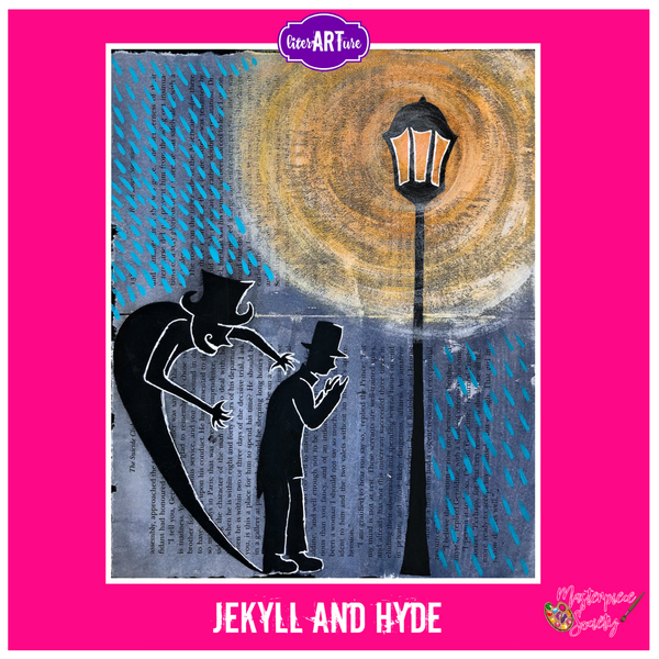 LiterARTure: Dr. Jekyll and Mr. Hyde