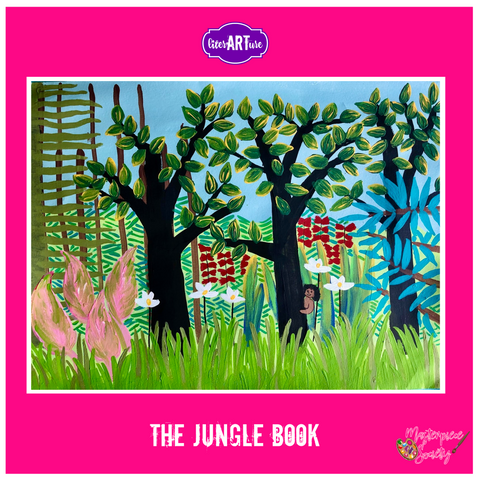 LiterARTure: The Jungle Book