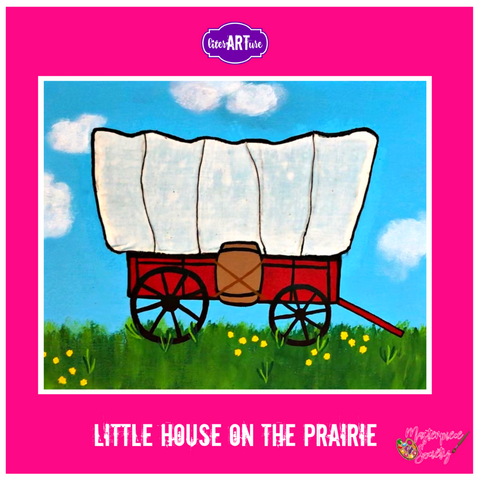 LiterARTure: Little House on the Prairie