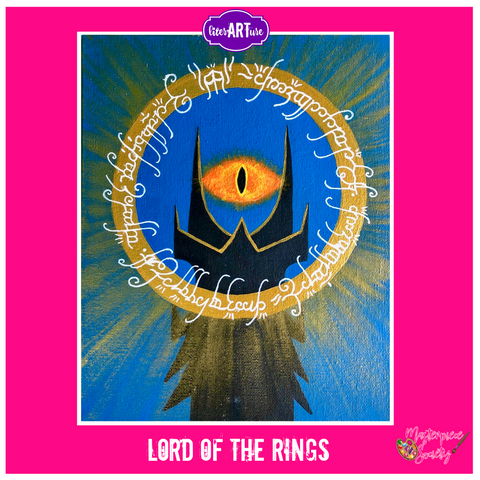LiterARTure: Lord of the Rings