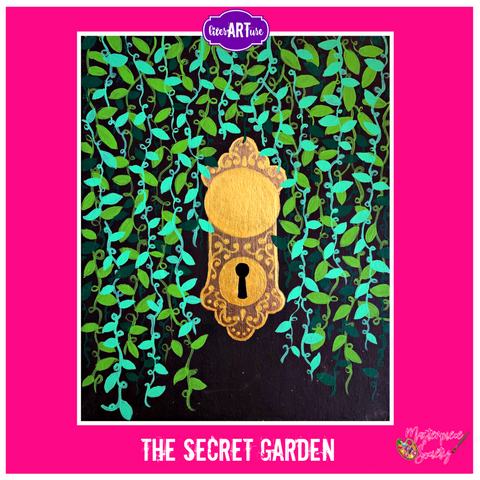 LiterARTure: The Secret Garden