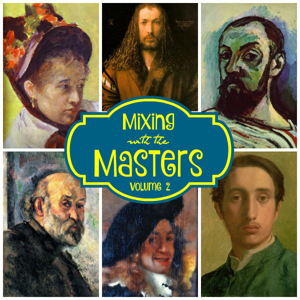 Mixing with the Masters, Volume 2