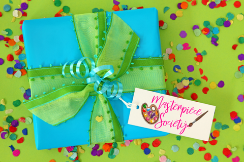 Masterpiece Society Gift Card