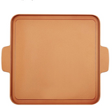 "Copper Chef Copper Chef 12"" Griddle Reg $49.00 On Sale Now!!!"
