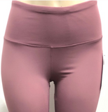 Yoga lic ious Leggings NWT $88 Reg COLOR IS MAUVE