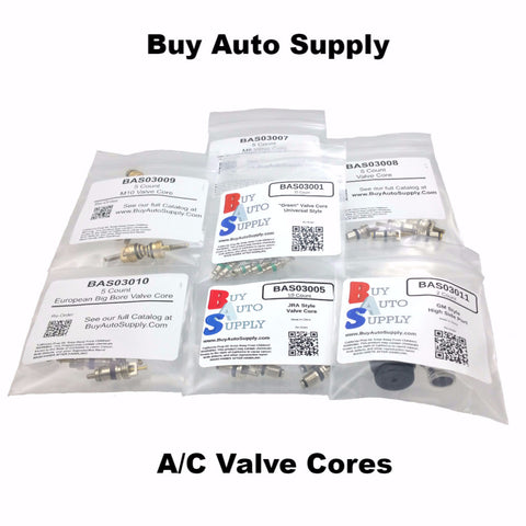 Buy Auto Supply AC Valve Cores
