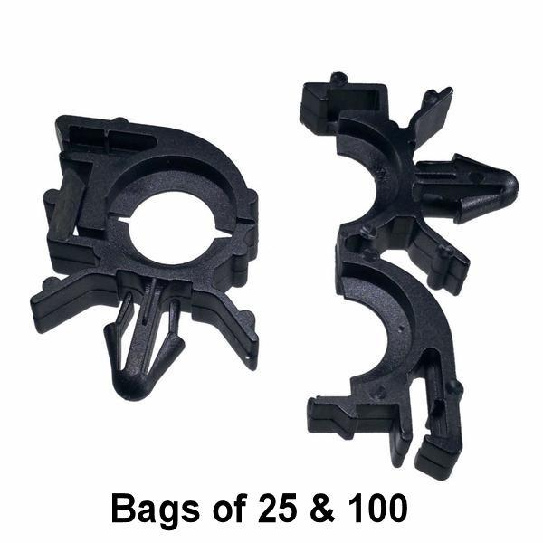 Wire Loom Routing Clips 13/32\