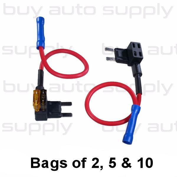 Tap-A-Circuit Fuse Holders - Mini Blade - Buy Auto Supply | Buy Auto ...
