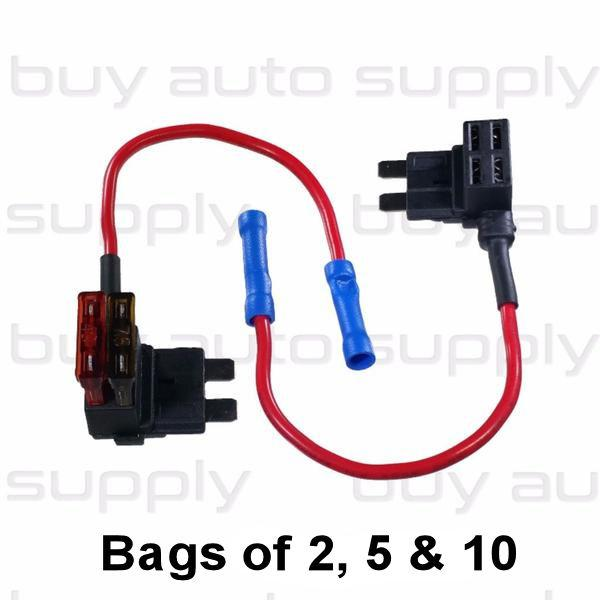 Tap-A-Circuit Fuse Holders - Standard Blade - Buy Auto Supply | Buy ...
