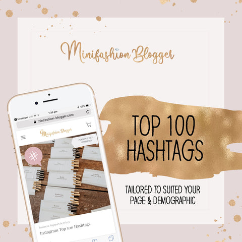 Instagram Top 100 Hashtags