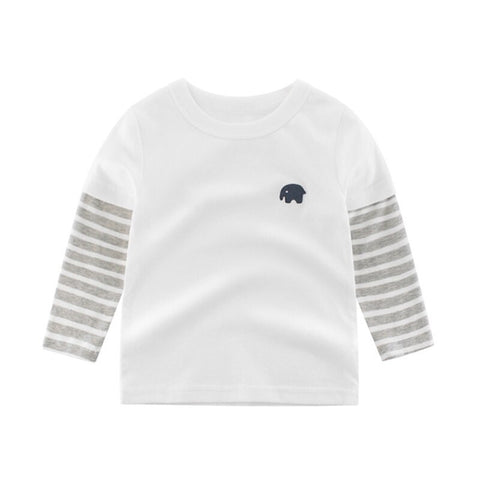 Japan Flag Rugby Player Kids Boys Girls Crewneck Short Sleeve Shirt Tee for Toddlers