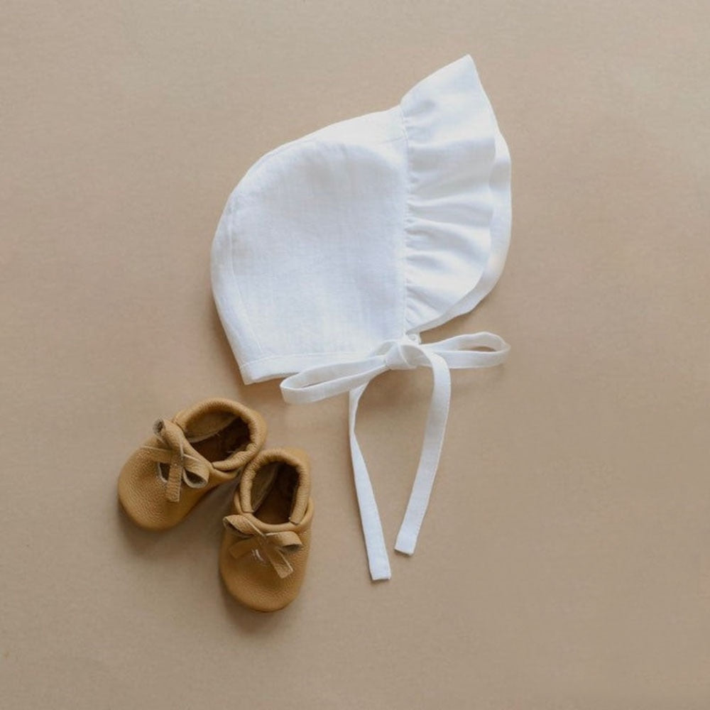 New Baby Cute Hat Organic Cotton Spring Summer Hat for 0-24M Baby Boys Girls Cap Solid Color Children Hat