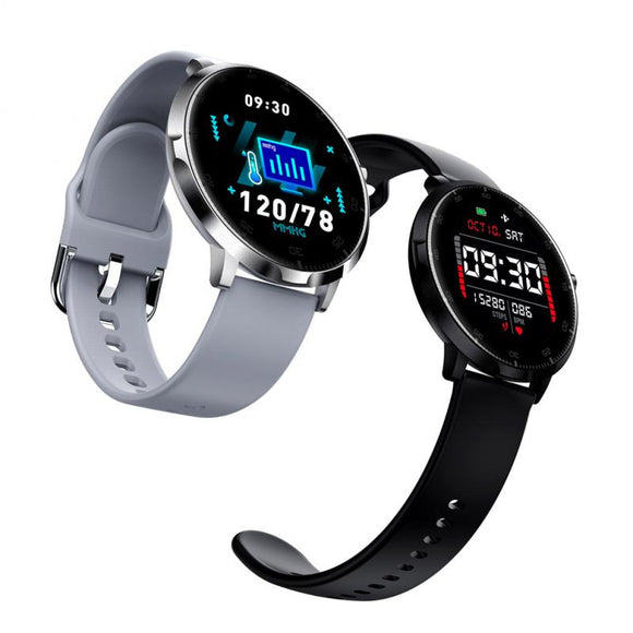 K16 Smart Watch Waterproof Sports For Phone Heart Rate Monitor Blood Pressure Functions For Women Men Kid Smart Accessories
