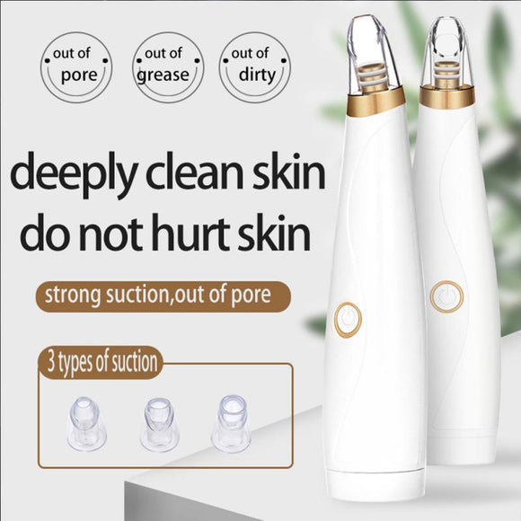 Blackhead Remover Skin Care Pore Vacuum Acne Pimple Removal Vacuum Suction Deep Pore Cleaner Beauty Care Tool Skin Care