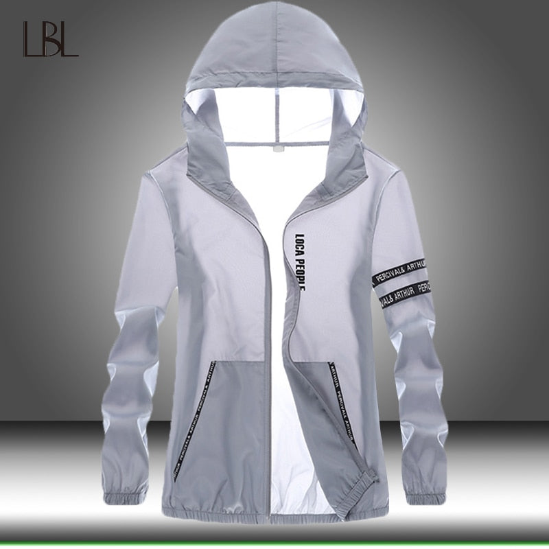 Men Women Windproof Bike Jacket Unisex Summer Outdoor Sports Bicycle Hiking UV Protective Jacket Male Quick Dry Thin Sportswear