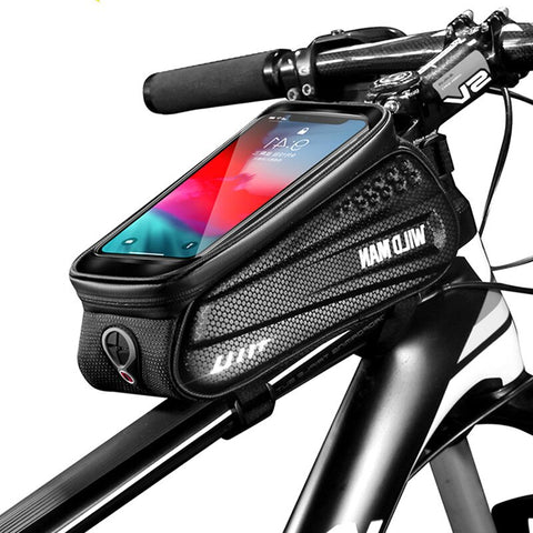 Cycling Handlebar Bag Front Top Tube Case Accessories Supply Frame Waterproof