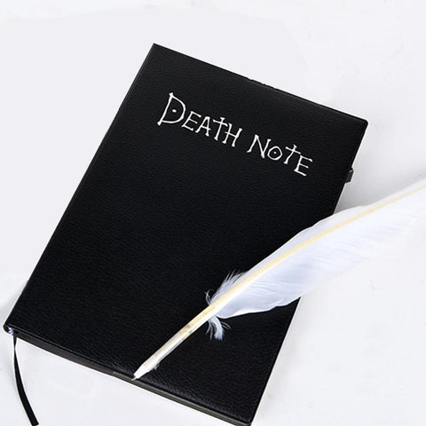 2020 Death Note Planner Anime Diary Cartoon Book Lovely Writing
