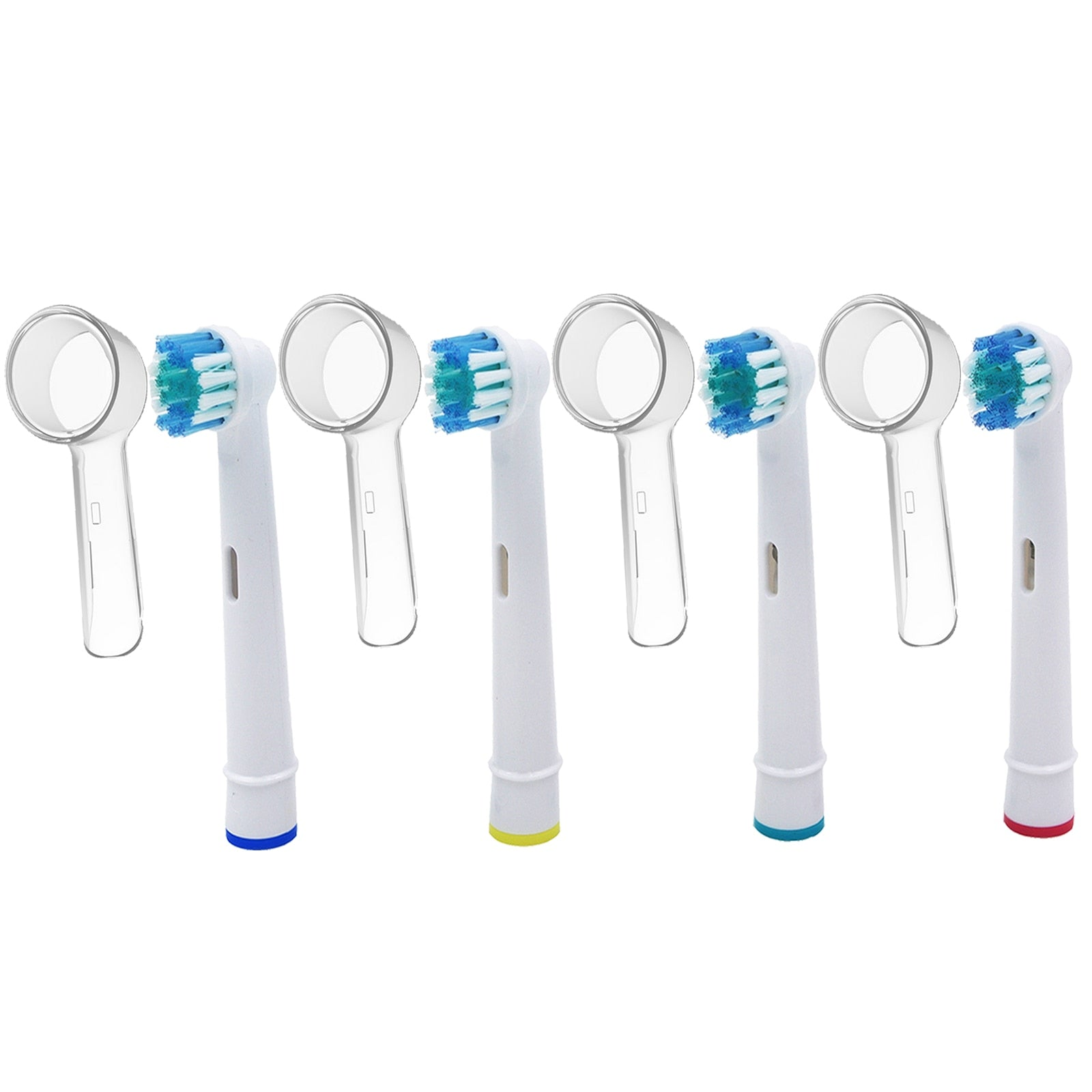 Replacement Brush Heads For Oral-B Toothbrush Heads Advance Power/Pro Health Electric Toothbrush fit Oral b D12,D16,D29,D20,D32