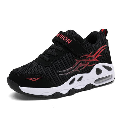 Big Kids Boys Casual Sneakers Sports Trainers Running Mesh Breathing Shoes Jog