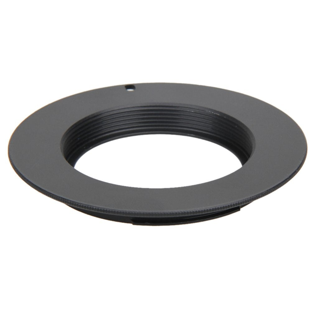 Universal Lens Adapter Screw Mount Lens Ring for Universal All M42 Screw Mount Lens for Canon EOS Camera