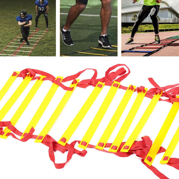 Balance Agility Training Fitness Ladder Ladder Football Training Equipment &Amp; Goals Speed Sporting Goods 6m 12Rung Health