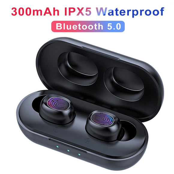 IMIDO Mini Fashion Wireless Earphone Sport Waterproof Music Phone Gaming Headset With Microphone Noise Cancel Bass Stereo Earbud