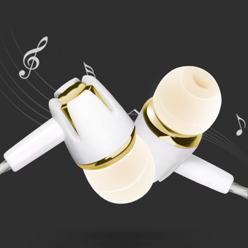 3 Types Mini Portable In-Ear Earphone Sport Wired Earphones With Mic For MP3 Music Player Headset Consumer Electronics