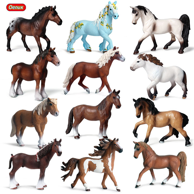 Fashion DIY Diamond Painting Horse Animal Embroidery Decor Art Craft NEW T272