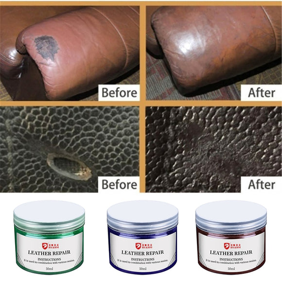 Car Accessories Car Car Interior Care Kit Liquid Leather Skin Refurbish Repair Tool Auto Seat Sofa Scratch Cracks Restoration