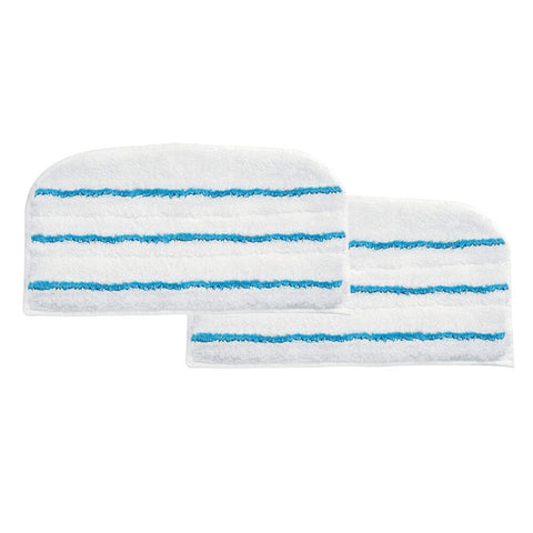 1pc Durable Microfiber Pad Accessories Steam Mop Cloth Cover Washable Pad