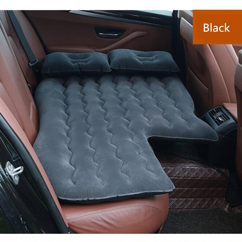 Car Travel Bed Camping Inflatable Bed Car Mattress Children Inflatable Car Mattress Air Bed Camping   Colchon Inflable Para Auto