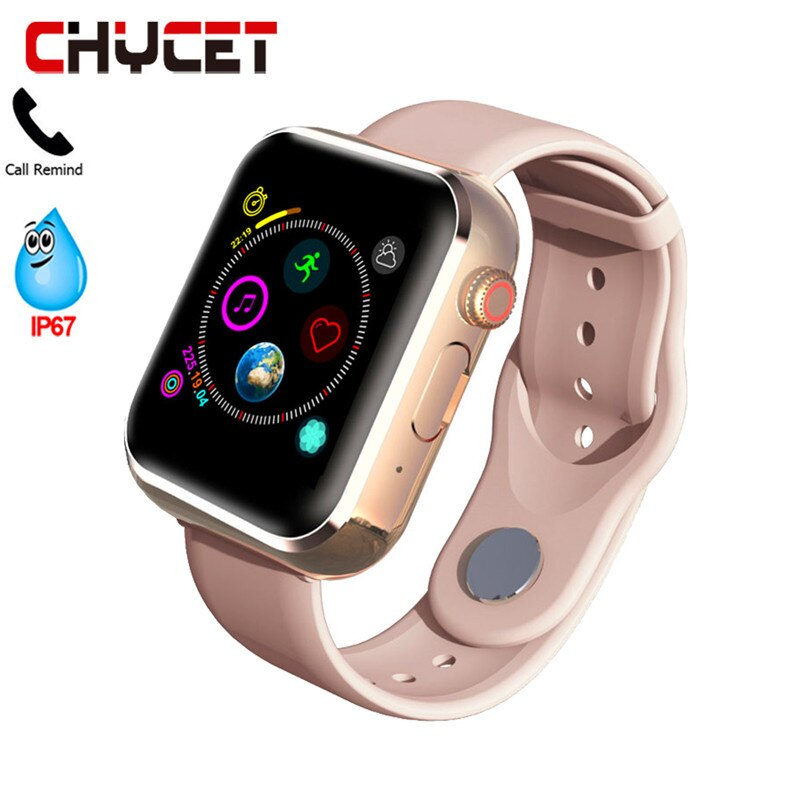 2019 Smart Watch Sim Card Fitness Bluetooth Sports Watches Remote Camera Music Player HD Touth Screen Smartwatch Men Women
