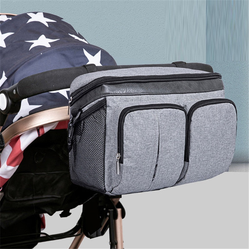 Baby Bags Diaper Bag For Baby Stuff Nappy Bag Stroller Organizer For Mummy Travel Maternity Nursing Bag for Baby Care