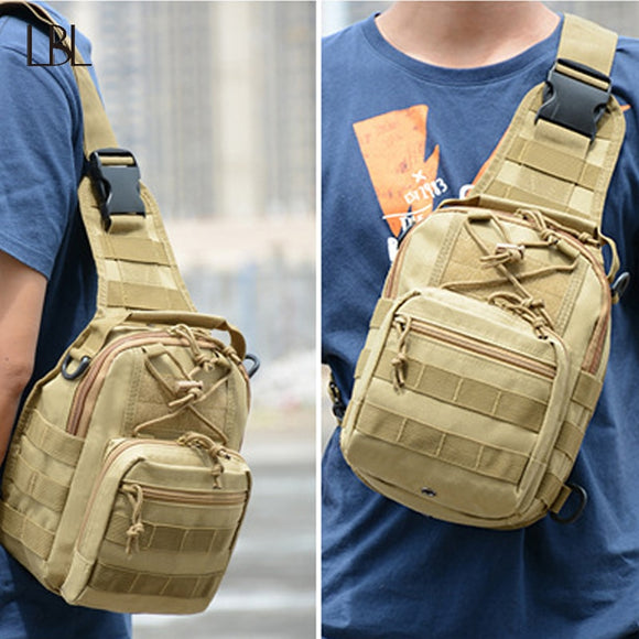 Military Tactical Bag Men Nylon Cross Shoulder Bags Large Capacity For Outdoor Hiking Camping Travel Backapack Dropshipping
