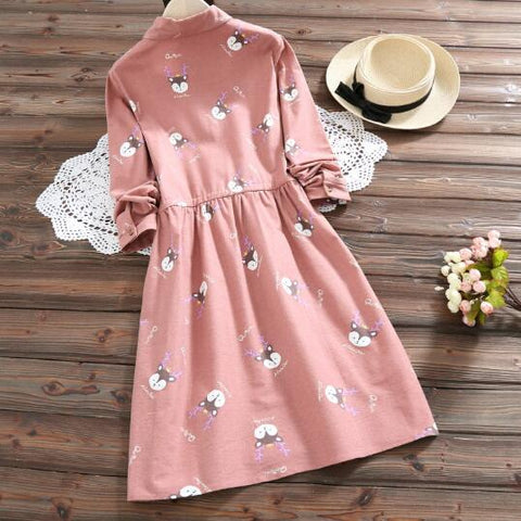 Cute Retro Style Bolivia Silhouette Sleepwear Long Sleeve Cotton Rompers for Unisex Baby