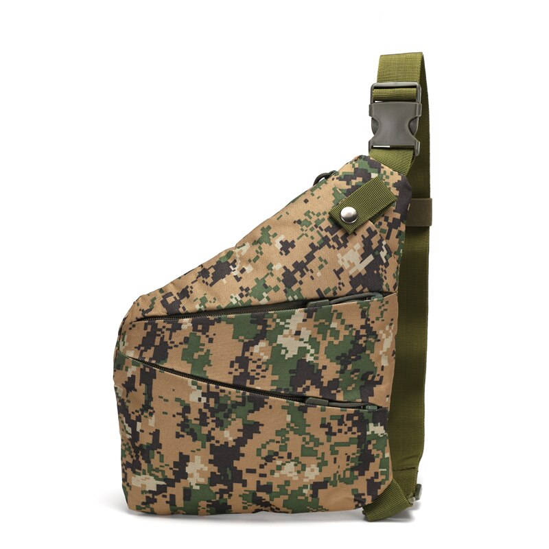 Outdoor Portable Leg Bags Chest Bag Packs Camouflage Mens Women Small Pocket Running Waist Bag Sports Camping Bags Shoulder Bags